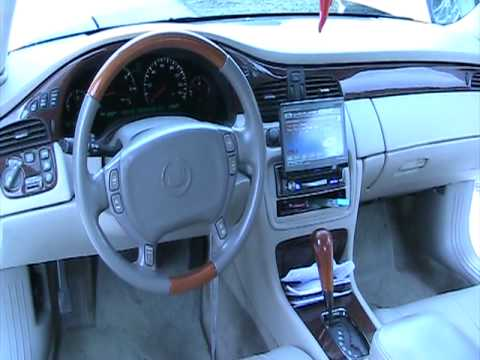 2002 Cadillac Deville DTS For Sale - YouTube