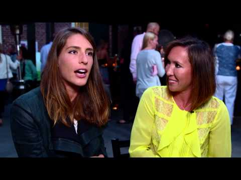 Family Circle Cup: Petkovic and Jankovic, Uncensored