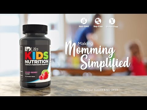IDLife Kids Nutrition | Making Momming Simplified!