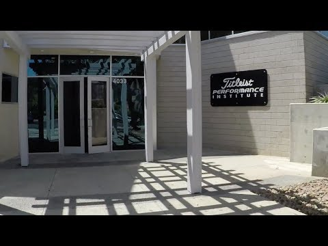 Tour of Titleist Performance Institute