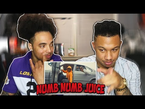 ScHoolboy Q - Numb Numb Juice [Official Music Video] Reaction Video Mp3