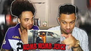 ScHoolboy Q - Numb Numb Juice [Official Music Video] Reaction Video