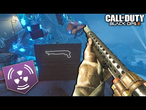Der Eisendrache BOSS FIGHT WITH BO1 WEAPONS!? - Call of Duty Black Ops 3 Zombies Mod