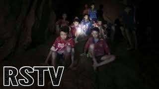 Encuentran a un Equipo de Football vivo en una Cueva