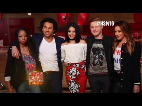 Wildcats Reunite! | High School Musical | Disney Channel