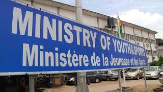 GHANA'S MINISTRY OF YOUTH AND SPORTS