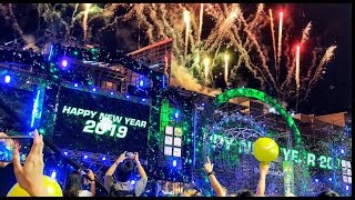 Bangkok New Years Eve Countdown CentralWorld 2018 2019 Vlog