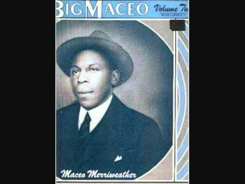 Big Maceo -  County Jail