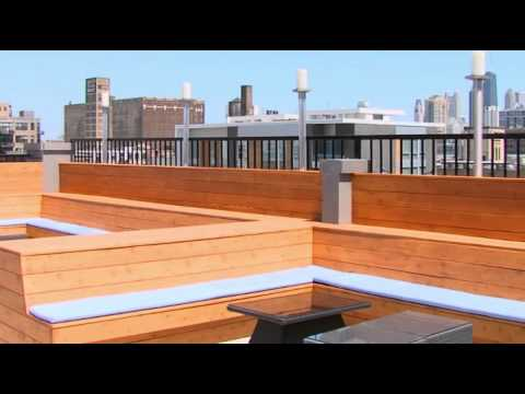 Chicago's Hot Rooftop Bars