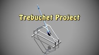 Simple Trebuchet Project