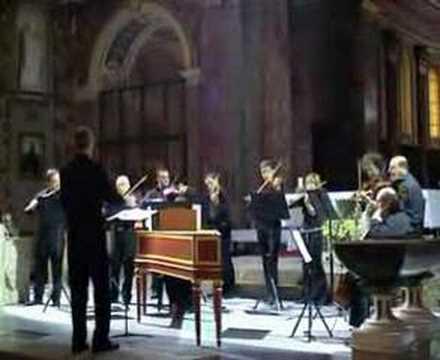 Orchestra Di Musica Antica Conservatorio Cimarosa Avellino
