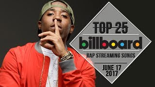 Baixar Top 25 • Billboard Rap Songs • June 17, 2017 | Streaming-Charts