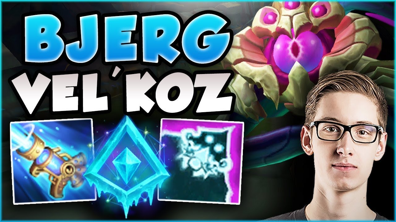 Just How Busted Is Bjergsens New Velkoz Build Bjergsen Lcs Vel