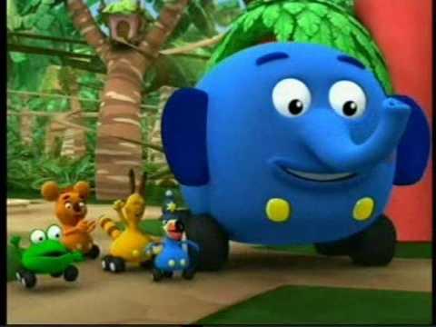 Dzsungelélet promo [Disney Channel Hungary]