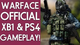 Video OFFICIAL WARFACE CONSOLE GAMEPLAY IS HERE! | WARFACE XBOX ONE & PS4 GAMEPLAY download MP3, 3GP, MP4, WEBM, AVI, FLV Juli 2018