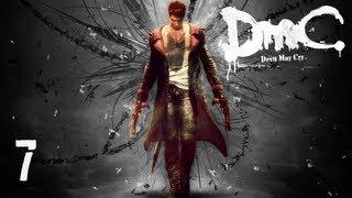 Прохождение DMC: Devil May Cry - Миссия 7 — Ниспровержение: Узник Мундуса
