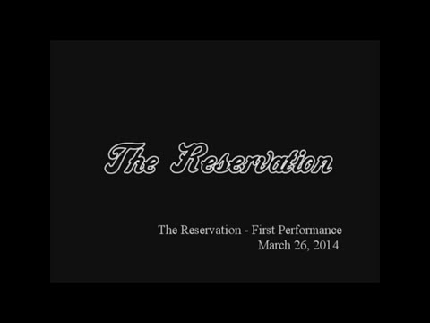 The Reservation - First Performance, March 26, 2014. Rock House, Moscow