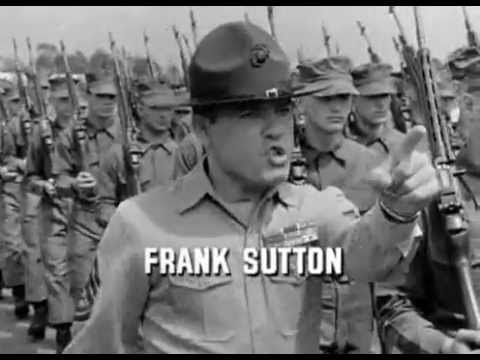 Gomer Pyle Usmc Intro S1 1964 Youtube