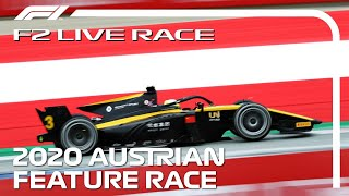 LIVE: Formula 2 Feature Race! | 2020 Austrian Grand Prix