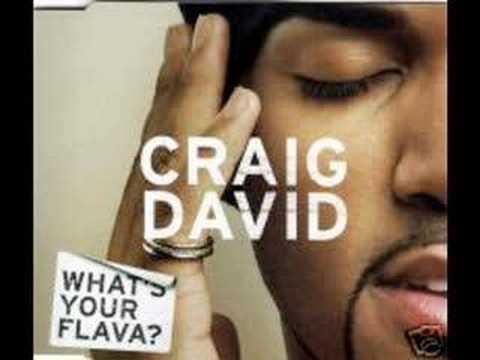 craig david - what's your flava? (todd's underground flava)