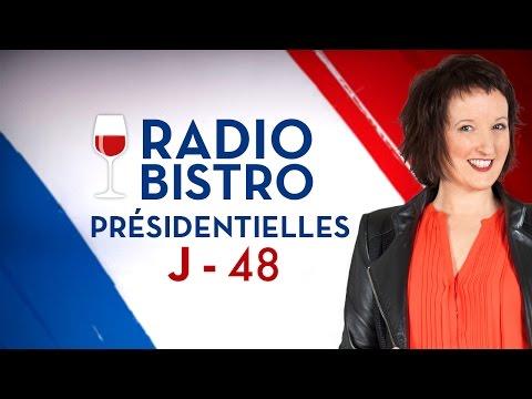 RADIO BISTRO - Présidentielles J - 48