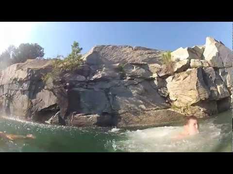 The dangerous allure of Loganville's rock quarry