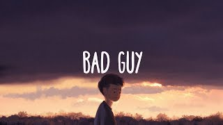 Billie Eilish ~ Bad Guy (Lyrics) Video
