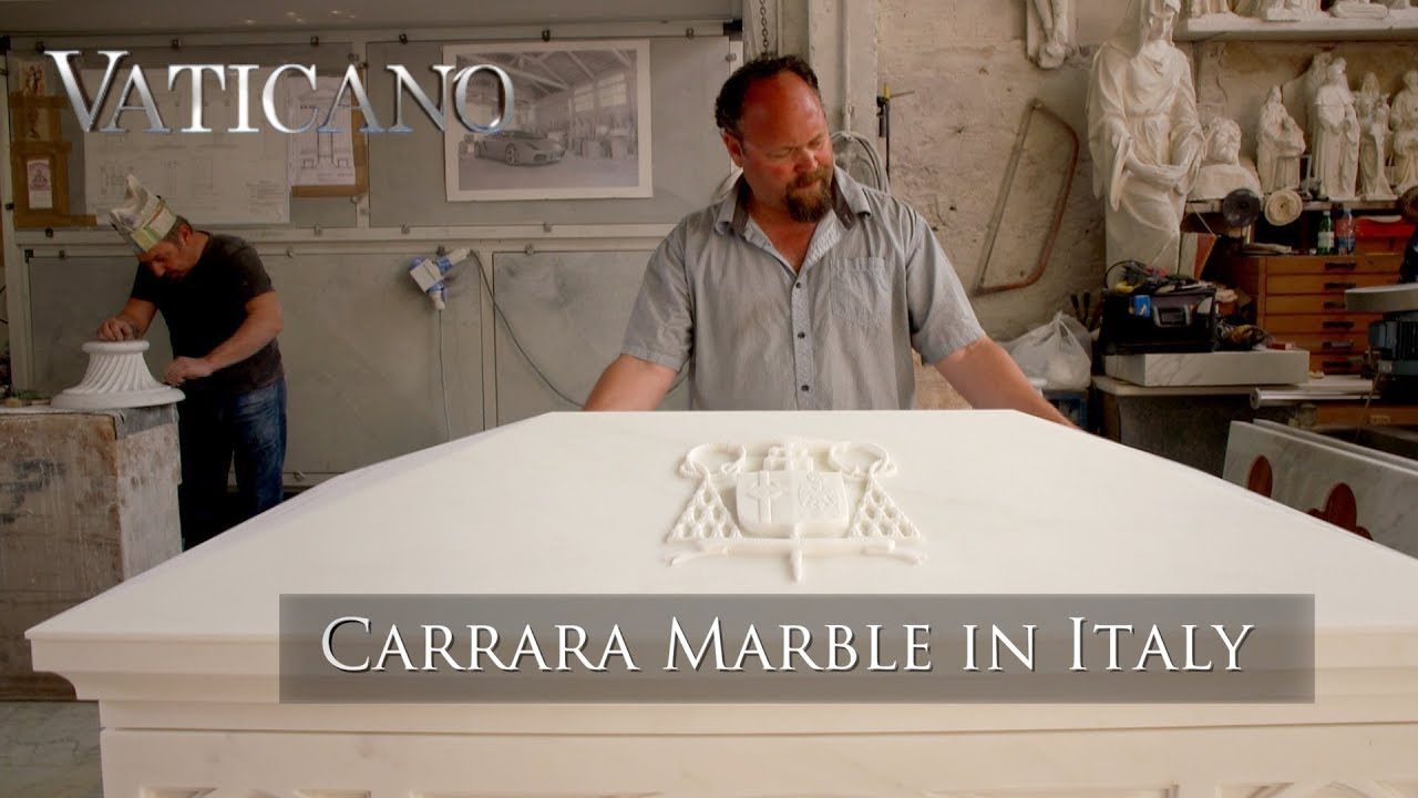 The Ancient Marble we carve Today & The Houses of Early Christians | EWTN Vaticano Special