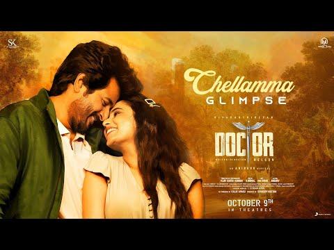 Doctor - Chellamma Glimpse | Sivakarthikeyan | Anirudh Ravichander | Nelson Dilipkumar