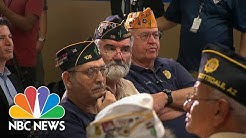 Lawmakers Reach $17 Billion Veterans Affairs Deal | NBC News
