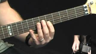 1. Harmonic Minor. ( How to apply in solo by Danny Gill)