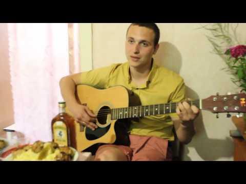Самая Классная Песня Под Гитару !!! Бабушке 70 ЛЕТ!!!!!!