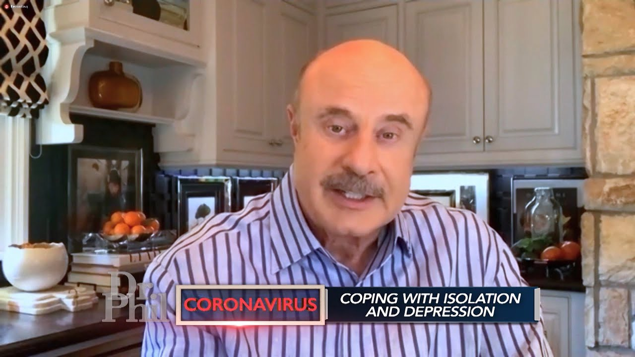 UnPHILtered: 'We All Must Do Our Part To Control The Spread Of This Virus,' Says Dr. Phil