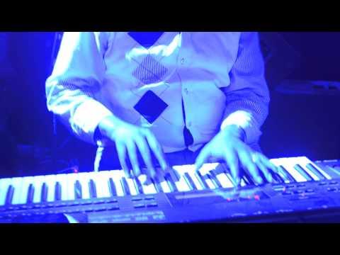 Papis Konaté claviste marimba