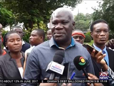 Illegal Mining - Business Live on JoyNews (31-7-17)