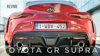 2019 Toyota GR Supra - Awesome Driver-Focused Sports Car