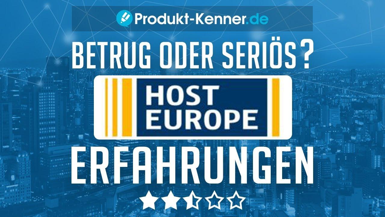 Fazit Host Europe Erfahrungen Review Europe Webmailer Im Test
