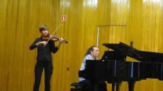 Komarowski Koncert e-moll Комаровский концерт ми минор Nika S