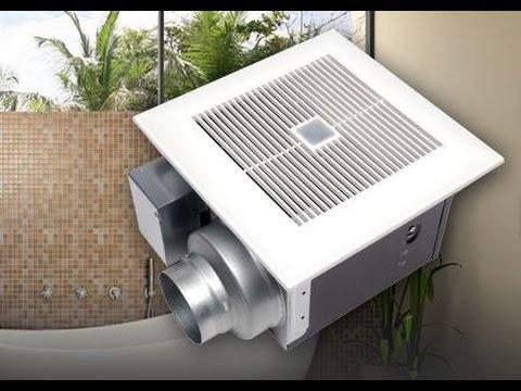 panasonic dc ventilation fans