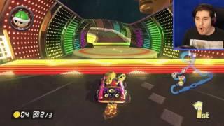 """PRINCEZA VOZI KO LUDA!!!""-Mario Kart 8 part 18."