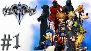 Rediff des Cinématiques de Kingdom Hearts Re : Coded - Partie 1/3 (Minor spoilers) A review and analysis of Kingdom Hearts I by Casen Sperry Talk to