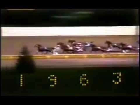 1984 Monticello Raceway BATTLE SMOKE David Glasser