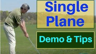 Setup 4 Impact Golf Swing Demo - Guaranteed Easiest swing in golf to learn.