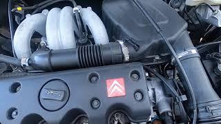 Funcionamento do motor Saxo