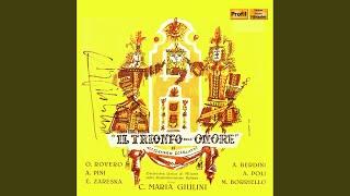 Gambar cover Il trionfo dell'onore, Act I: Act I: È ben far come l'ape (Riccardo)