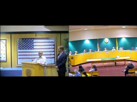 Passaic County Board of Chosen Freeholders May 26th, 2015