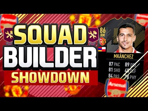 FIFA 18 SQUAD BUILDER SHOWDOWN SANCHEZ vs MKHITARYAN FIFA 18 Swap Deal Duel