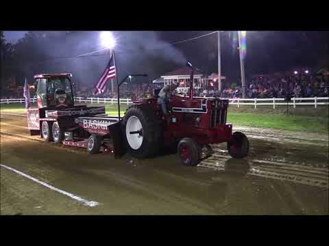 13,500# Farm Stock (12 MPH) - Crockett Mills (2017)