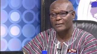 Balancing Powers Between Three Arms of Government - PM Express on Joy News (21-10-14)