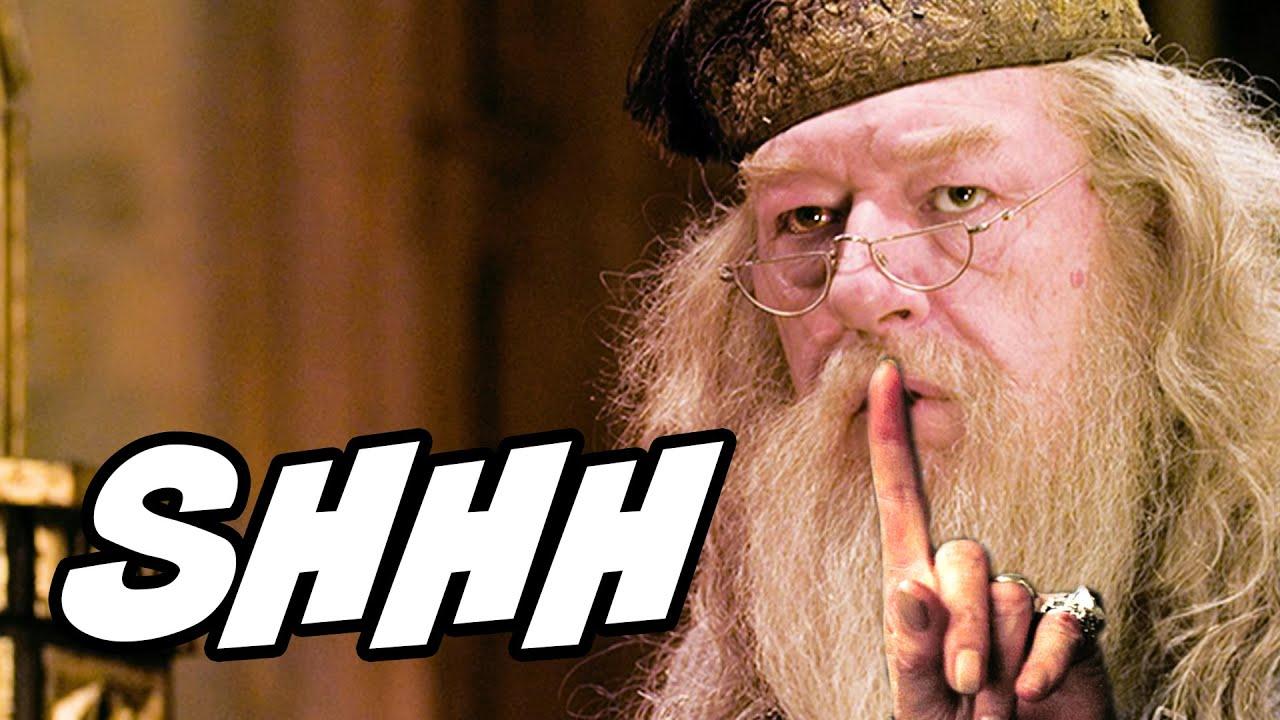 Why Wasn't DUMBLEDORE Secret Keeper? - Harry Potter Explained